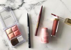 入手困難な商品も! 美容家が愛用する「セザンヌ」の優秀コスメ3選 Eyebrows, Blush, Lipstick, Makeup, How To Make, Beauty, Hair, Make Up, Eye Brows