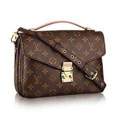 0cbf788594f50 Best Replica Louis Vuitton Monogram Canvas Pochete Metis M40780 Gucci  Monogram Bag
