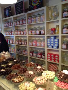 Hope and Greenwood - old fashioned sweet shop.