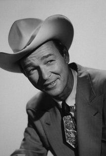 "Roy Rogers, born Leonard Franklin Slye (November 5, 1911 – July 6, 1998), was an American singer and cowboy actor, one of the most heavily marketed and merchandised stars of his era. He and his wife Dale Evans, his golden palomino, Trigger, and his German Shepherd dog, Bullet, were featured in more than 100 movies and The Roy Rogers Show. Rogers's nickname was ""King of the Cowboys""  Rogers died of congestive heart failure on July 6, 1998"
