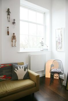 Robb and Jamie's Schoolhouse Flat — House Tour | Apartment Therapy