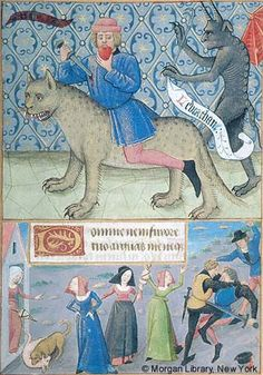 Book of Hours, MS M.1001 fol. 88r - Images from Medieval and Renaissance Manuscripts - The Morgan Library & Museum