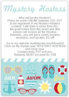 Youre Invited Mystery Hostess Party wwwmythirtyonecom308681
