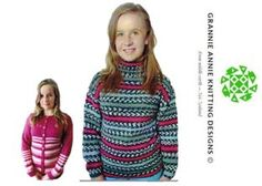 Cardigan and Jumper knitting pattern