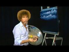 Bob Ross - Christmas Eve Snow (Season 15 Episode 9) - YouTube