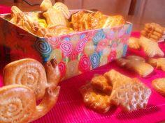 La cocina de Deleyn: Galletas de miel ( tipo Yayitas)
