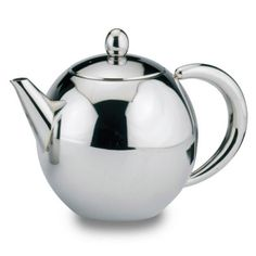 Grunwerg Rondeo Stainless Steel Tea Pot