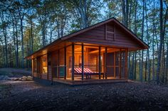 ESCAPE Cabin On Wheels   House Tour. Small HomesMicro ...