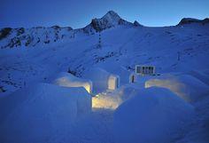 ice camp - Kaprun, Zell am See