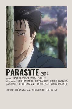 Parasyte Poster by Cindy