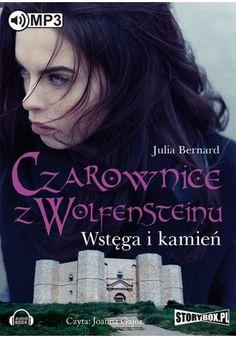 """Czytelnicy, którzy z zapartym tchem śledzili losy Amelii, młodej czarownicy z książki """"Czarownice z Wolfensteinu. Pierścień i sito"""", nie będą rozczarowani drugim tomem – """"Czarownice z Wolfensteinu. Wstęga i kamień"""".   #książka #fantastyka #audiobook #recenzja #juliabernard #czarownicezwolfensteinu #Audiobook.pl #StoryBox Sokcho, Wolfenstein, Amelie, Books, Natalia Oreiro, Livros, Book, Libros, Book Illustrations"""
