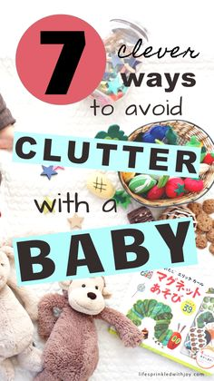 Babies come with a lot of stuff! These tips are LIFESAVERS when it comes to keeping an organized home as a new mom! new baby | preparing for baby | cleaning tips | declutter | DIY | organization tips | new mom tips