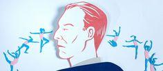 Fascinating Paper Illustrations by Maëlle Doliveux - In5pire.Me #illustration #art #creative #design #inspiration