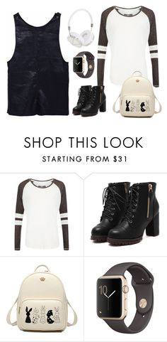 """Back to school"" by huyentrangle238 on Polyvore featuring Superdry and Frends"
