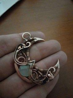 Artarina - copper jewelry wire wrap | VK