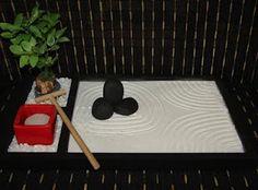 1000 images about zen on pinterest mini zen garden - Mini jardin zen ...