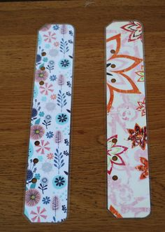 A5 Pagemarkers, Bookmarks for Filofax