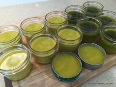 How to Make Herbal Salves--- Soothing Salve with Calendula and Lemon Balm  Knitbone Salve with Comfrey