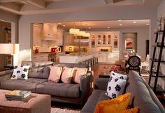 Model Home   Traditional   Family Room   Detroit   VanBrouck U0026 Associates,  Inc.