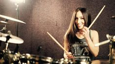 * NEW * A PERFECT CIRCLE - PET - DRUM COVER BY MEYTAL COHEN