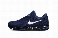Zapatillas Hombre Nike Air VaporMax Dark Azul Blanco #NikeVapormax Jordan 11, Michael Jordan, Air Jordan, Nike Air Vapormax, Nike Air Force, Air Max Sneakers, Sneakers Nike, Retro, Nike Free