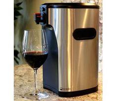 Boxxle Premium Box Wine Dispenser | CHEFScatalog.com