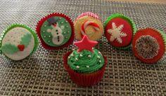 Christmas cupcakes hoe maak je kerst cupcakes
