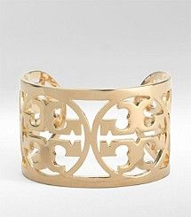 tory burch gold cuff