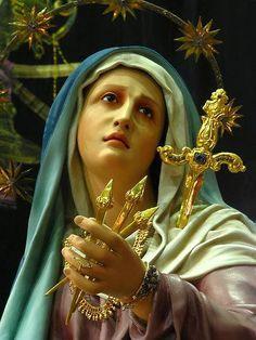 Nuestra Señora de los Dolores, Cospicua, Malta.