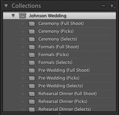How I use Lightroom's Collections - Scott Kelby's Photoshop Insider