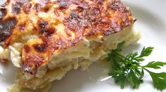 To start the week off, we will start with likely the most popular dish served in Portuguese cuisine, Bacalhau com Natas. This dish has more variations than anybody can count, and this version happens to be my favorite way to enjoy this cod fish delight, as it also happens to be the favorite of many Portuguese food lovers around the world. It is made with natas, or heavy cream, and can be very simple to make with this easy and traditional recipe.   Ingredients: 1/2 pounds of salted cod, c...