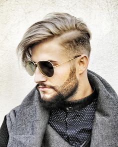 Top 100 Men's Hairstyles & Haircuts For Men… New Long Hairstyles, Undercut Hairstyles, Hairstyles Haircuts, Amazing Hairstyles, Undercut Pompadour, Hairstyle Short, Style Hairstyle, Hairstyles Videos, Fringe Hairstyles