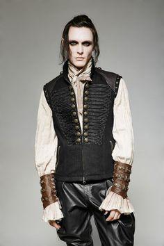 Steampunk Makeup, Steampunk Costume, Steampunk Clothing, Steampunk Fashion, Gothic Corset, Victorian Steampunk, Victorian Vampire, Gothic Lolita, Dark Fashion