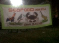 Seafood oh no