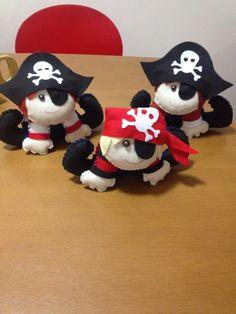 Piratinhas...