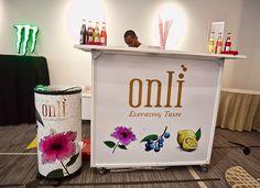 #onli beverages Lifestyle Retreat Lounge -  Miami Fashion Swim Week- July 2013 -