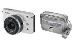 Nikon 1 J1 Mirrorless Digital Camera w/ 10-30mm VR Lens (refurbished) + Camera Case $145 w/ Visa Checkout + Free Shipping