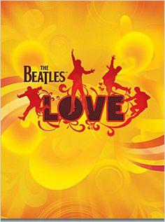 cirque de soleil Beatles Love...at the Mirage; great show