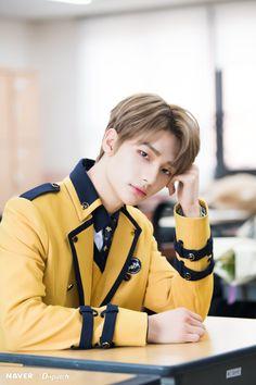 Stray Children Hyunjin Graduation Photoshoot by Naver x Dispatch. Lee Min Ho, Onii San, Graduation Photoshoot, Prince, Wattpad, Lee Know, Kpop Boy, Boyfriend Material, K Idols
