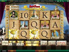 Spamalot er en spilleautomat som er utviklet av Playtech. Automaten har 5 hjul og 20 innsatslinjer. Spamalot er basert på Monty Python's Flying Circus, og kommer garantert til å få deg til å le. Monty Python var kjent for eksentrisk og sær humor, og mange av sketsjene deres har blitt klassikere....http://www.spilleautomater-online.com/spill/spamalot-spilleautomater
