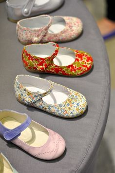 Playtime Paris shoe trends for S/S 2014