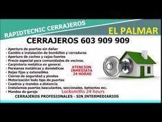 CERRAJEROS EL PALMAR, VALENCIA 603 909 909