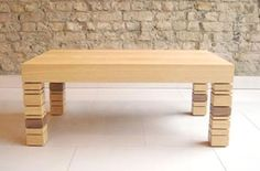 Swivel Coffee Table Design Bloq London