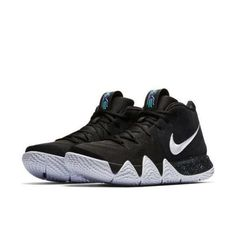 5a5aa9fa8be Nike Kyrie 4 Ankle Taker Mens Basketball Shoes 12.5 Black White  Nike   BasketballShoes Basketball