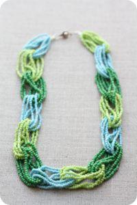 With love from Uganda | 'Madaraka' necklace by Musana Jewelry