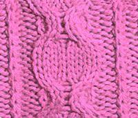 Вязание спицами плотный узор №3748 схема