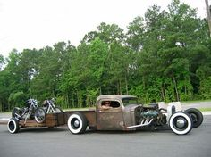 Badass Rat Rod