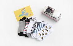 Korea childrens No.1 Shopping Mall. EASY & LOVELY STYLE [COOKIE HOUSE]  #koreakidsfashion #kidsfashion #kidslooks #kidsclothes #goodquality #goodfabric #cute #pretty #kidOOTD #OOTD #COOKIEHOUSE    #shoes #codi #socks #kidssocks #striped #pattern  It's comfortable to wear good socks. Stripe pattern with different color. I love to wear throughout - throughout  (5 colors / 3 ~ 12 years old)   Twosome Socks / Size : S, M, L, XL / Price : 3.14 USD