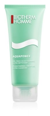 Biotherm Homme Aquapower освежающий очищающий гель для лица 125 мл Biotherm Homme Aquapower, Shampoo, Personal Care, Bottle, Beauty, Beleza, Self Care, Personal Hygiene, Flask