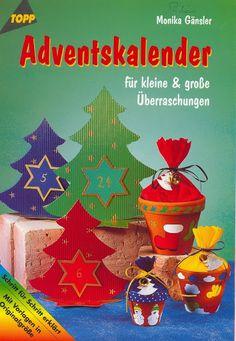 Topp-Monika Gansler-Adventskalender - Marta Szabo - Picasa Web Albums Albums, Magazines, Xmas, Books, Picasa, Journals, Christmas, Crafts, Clothes